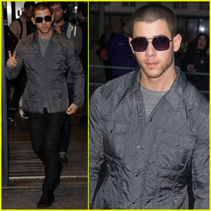 Nick Jonas Is Designing a Shoe Collection With Creative Recreation!
