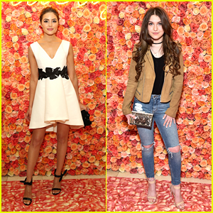 Olivia Culpo & Elle Winter Welcome Spring at 'Birdcage' Launch in NYC
