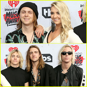 R5 Hit The iHeartRadio Music Awards 2016 - See All The Pics!
