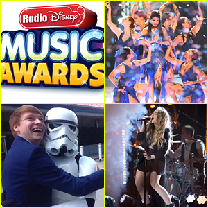 Radio Disney Music Awards 2016 - Remember These Moments From Last Year's Show!