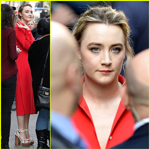Saoirse Ronan Tells Her Favorite Birthday Story - Watch Now!