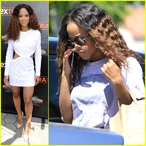 Serayah Says 'Empire' Is At the 'Forefront of A Movement'