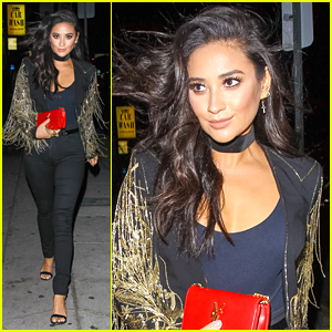 Shay Mitchell To Co-Host 'Live!' in NYC Later This Month