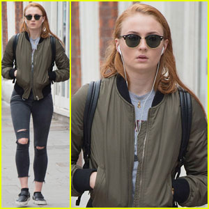 Sophie Turner's Says You've Been Saying 'Sansa' Wrong All These Years