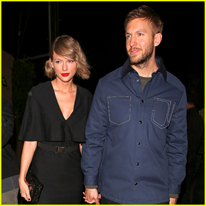 Taylor Swift Steps Out for Date Night with Calvin Harris!
