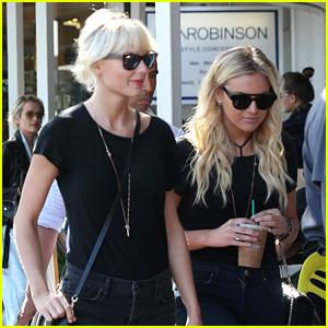 Taylor Swift & Kelsea Ballerini Bond Over Shopping!