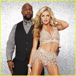 Boyz II Men's Wanya Morris & Lindsay Arnold Sizzle With Fun Samba on 'DWTS' Disney Night!