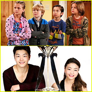 Alex & Maia Shibutani To Guest Star on Nickelodeon's 'Nicky, Ricky, Dicky & Dawn'