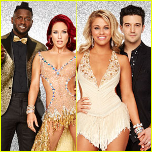 Antonio Brown & Paige VanZant Amaze With Judge's Team Challenge on DWTS (Video)
