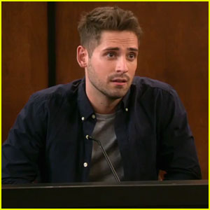 Riley Takes Danny To Court Over Breaking Her Heart On 'Baby Daddy's Summer Premiere