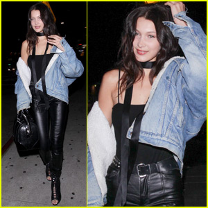 Bella Hadid Sends Sweet Congratulations Message to her Mom Yolanda