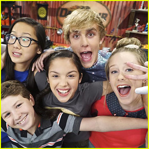 Bizaardvark's Madison Hu & Olivia Rodrigo Tease New Series - Watch Now!