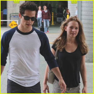Britt Robertson Would Have a 'Hard Time' Working With Boyfriend Dylan O'Brien Again
