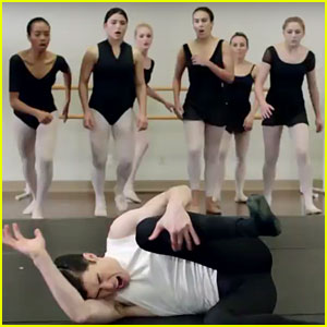 Lifetime Unveils First Look Trailer For 'Center Stage: On Pointe' - Watch Now!