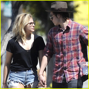 Chloe Moretz & Brooklyn Beckham Spend the Day Together in LA