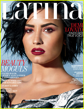 Demi Lovato Gushes About Wilmer Valderrama in 'Latina'