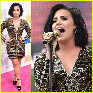 Demi Lovato Slays Performance at Wango Tango 2016