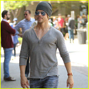 Derek Hough Love Nature: 'She Gives Me Ideas'