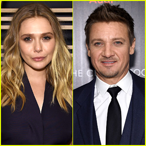 Elizabeth Olsen Will Reunite on Screen with Jeremy Renner!