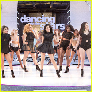 Fifth Harmony Perform 'All In My Head' During 'DWTS' Finals - Watch Now!