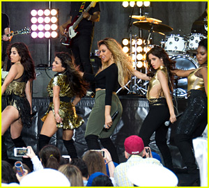 Watch Fifth Harmony's 'Today Show' Performances Here!
