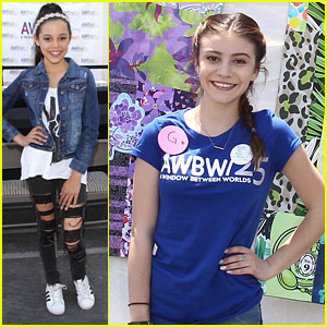 G Hannelius Hosts Art in the Afternoon 2016 Event