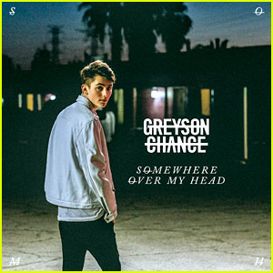 Greyson Chance Drops New EP 'Somewhere Over My Head' - Listen & Download Now!
