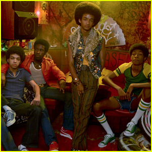 Jaden Smith Gets into Character in 'Vogue' Feature for 'The Get Down'