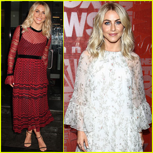 Julianne Hough Spreads the Word About Teacher Appreciation Day