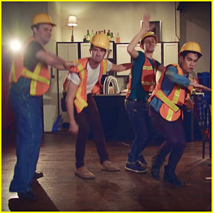 Sam Tsui & Kurt Hugo Schneider Use Only Construction Tools To Cover Meghan Trainor's 'No'