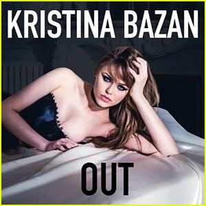 Kristina Bazan Drops Debut Single 'Out' - Listen Now!