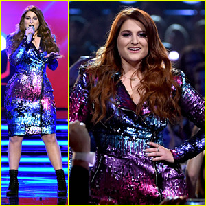 Meghan Trainor's Billboard Music Awards 2016 Performance of 'No' - Watch Now!