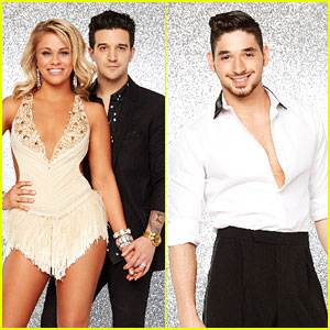 Paige VanZant & Mark Ballas Samba Up A Storm With Alan Bersten on DWTS Trio Dance (Video)