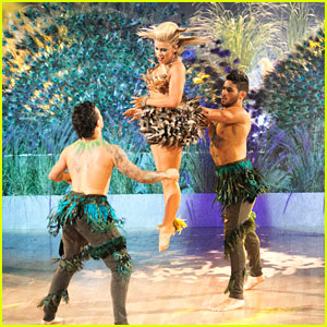 Paige VanZant & Mark Ballas Can't Stop Thanking Fans After Making DWTS Finals