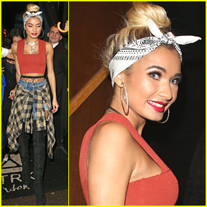 Pia Mia Makes Surprise Appearance During will.i.am. Concert in London
