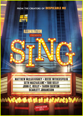 'Sing' Gets Brand New Trailer - Watch Here!