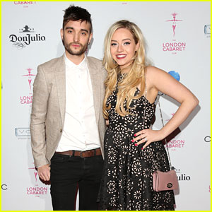 Tom Parker & Kelsey Hardwick Are 'Definitely' Inviting The Beckhams To Their Wedding
