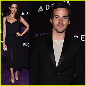 Torrey DeVitto Steps Out For P.S. Arts' The pARTy After Artem Chigvintsev Dating News