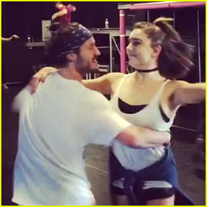 Val Chmerkovskiy & Jenna Johnson Tease 'Our Way' Tour with Sneak Peek Vid!
