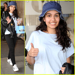 Alessia Cara Opens Up About Her Follow Up To Unexpected Hit 'Here'