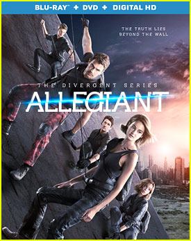 Shailene Woodley & Theo James Open Up About Friendship On 'Allegiant' Set In Exclusive Clip; On Digital Tuesday