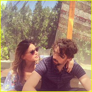 Aly Michalka Celebrates One Year of Marriage!