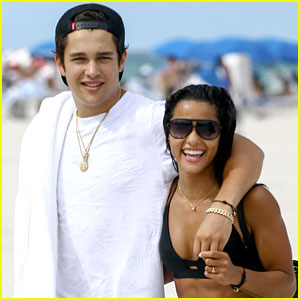 Austin Mahone Can See Himself Marrying Katya Henry, But is Taking it Slow
