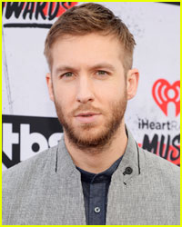 Calvin Harris Was Surrounded By Lots of Ladies During Mexico Trip