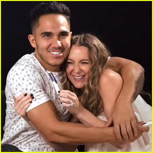 Carlos & Alexa PenaVega Open Up About Getting Pregnant