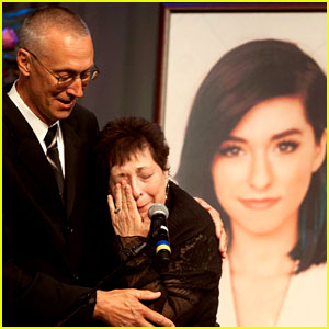 Christina Grimmie's Memorial Service - Watch the Video
