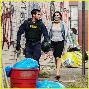 Jake Attempts to Take Katie on a Date on Tonight's 'Containment'