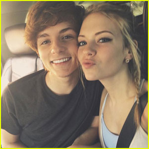 YouTube Star Dylan Dauzat Reveals He Has a Girlfriend - Nicki Grutt!