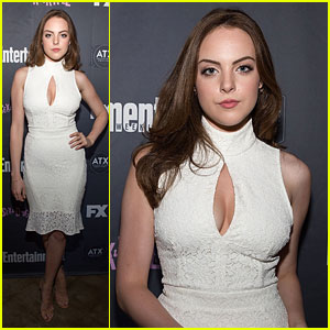 Elizabeth Gillies Celebrates 'SDRR' Season Two in Austin