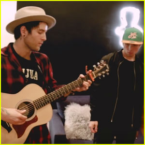 Watch Emblem3 Cover Lukas Graham's Hit '7 Years'!